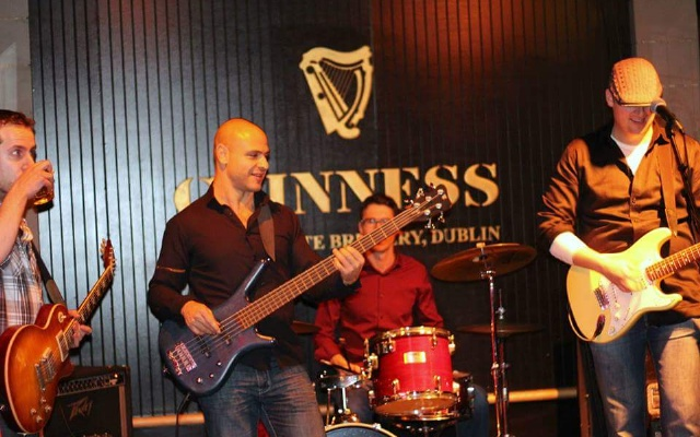 McKibbins Irish Pub: Montreal's original Pub & Bar  | AARON WOOD BLUES BAND | McKibbins Irish Pub is the Montreal Irish Pub & Bar. The best bar & pub food in the Montreal area with an irish twist, live bands & over 24 beers on tap.