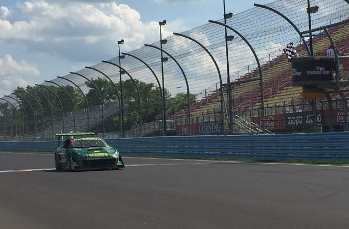 McKibbin's Biohazard Racing wins at The Glen