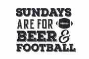 SUNDAY FOOTBALL | McKibbins Irish Pub is the Montreal Irish Pub & Bar. The best bar & pub food in the Montreal area with an irish twist, live bands & over 24 beers on tap. | McKibbin's Irish Pub